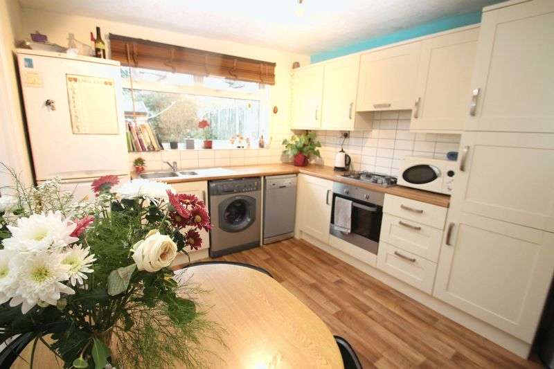 3 Bedrooms Terraced House for sale in Cheriton, Folkestone