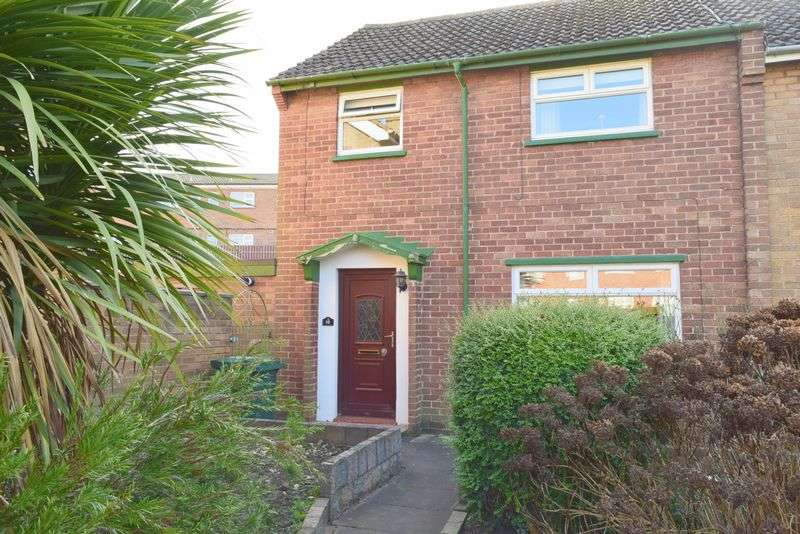 3 Bedrooms Semi Detached House for sale in Somerset Road, Chester