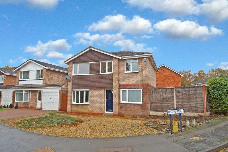 4 Bedrooms Detached House for sale in Kendal Close, Harwood Park. Bromsgrove