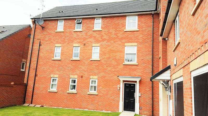 Property for sale in Courtier Close, Liverpool
