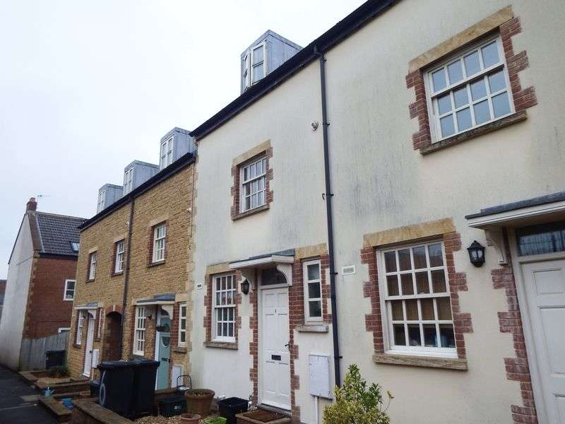 4 Bedrooms Terraced House for sale in West Street, Crewkerne