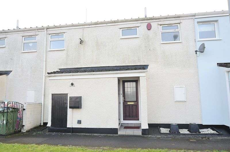 2 Bedrooms Terraced House for sale in Tailyour Road, Crownhill, Plymouth. 2 DOUBLE bedroom property.