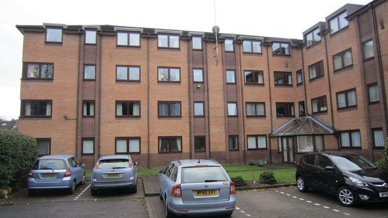 2 Bedrooms Flat for sale in Westbrook Court, Sutherland Avenue, Mount Nod, Coventry