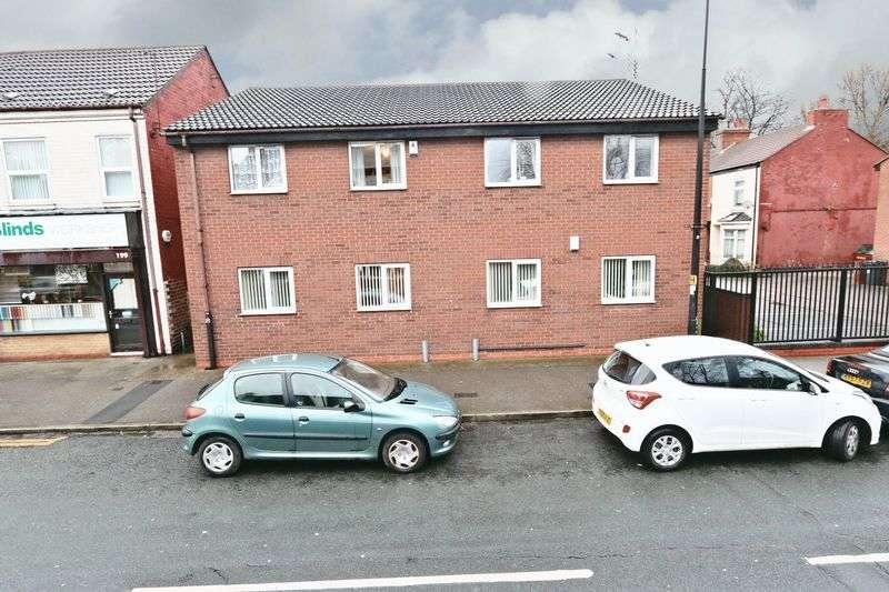 1 Bedroom Flat for sale in New Bridge Road, Hull