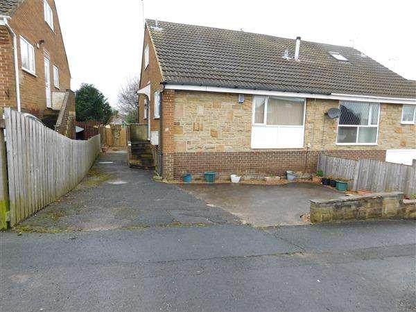 3 Bedrooms Semi Detached Bungalow for sale in Fairway Walk, Bradford