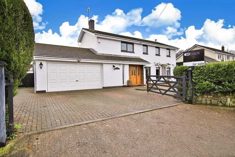 4 Bedrooms Detached House for sale in Sigingstone Lane, Llanmaes, Llantwit Major