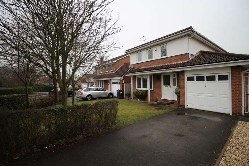 3 Bedrooms Detached House for sale in Cranfield Drive, Skellow, Doncaster, DN6