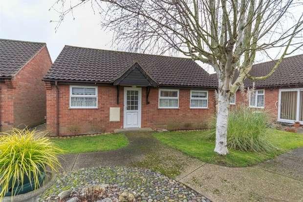 2 Bedrooms Detached Bungalow for sale in 24 Fayregreen, Fakenham