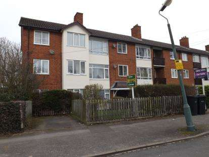 Flat for sale in Mayfair Court, Haselour Road, Kingshurst, Birmingham
