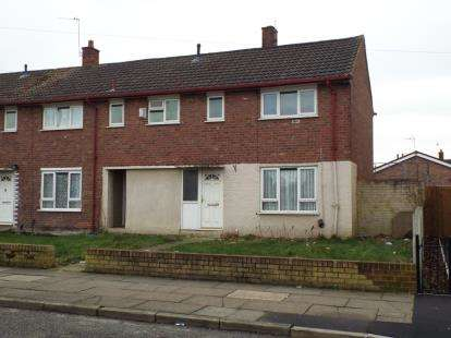 4 Bedrooms Semi Detached House for sale in Roughwood Drive, Kirkby, Liverpool, Merseyside, L33