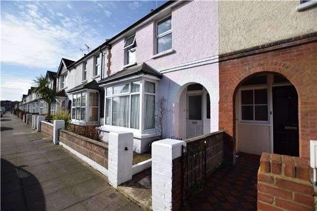 3 Bedrooms Terraced House for sale in Wannock Road, EASTBOURNE, East Sussex, BN22 7JU