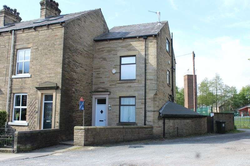 3 Bedrooms Terraced House for sale in Hare Hill Road, Littleborough