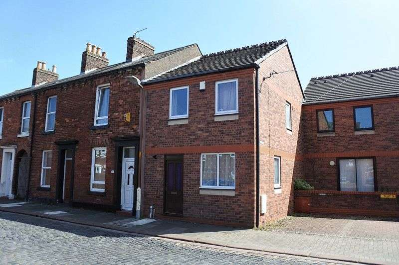 3 Bedrooms Terraced House for sale in Rydal Street, Carlisle