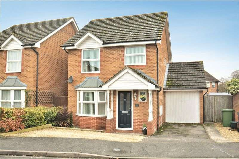 3 Bedrooms Detached House for sale in Colne Drive, Didcot