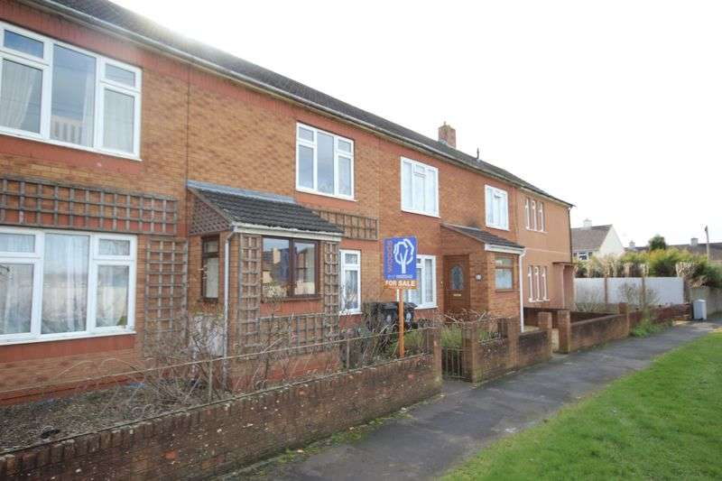 3 Bedrooms Terraced House for sale in Monsdale Close, Bristol