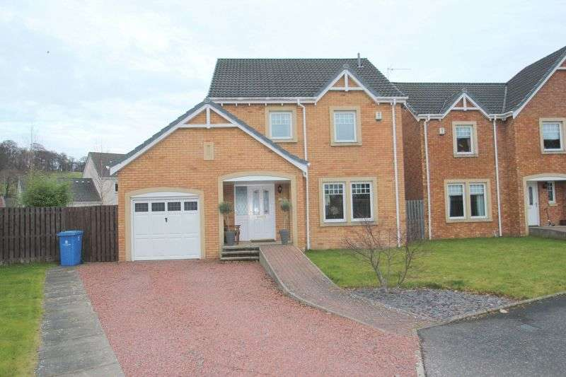 4 Bedrooms Detached House for sale in Coats Crescent, Alloa