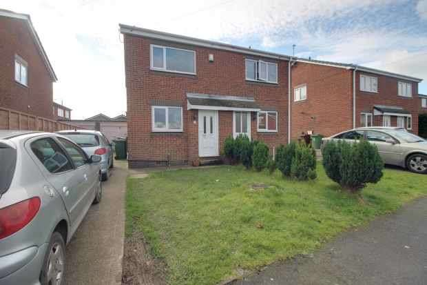 2 Bedrooms Semi Detached House for sale in Barnstone Vale, Wakefield, West Yorkshire, WF1 4TP