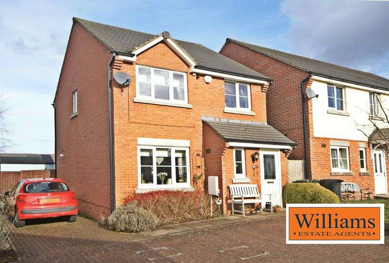 3 Bedrooms Detached House for sale in Withington