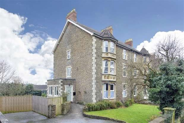 7 Bedrooms Semi Detached House for sale in Somerset Road, Frome