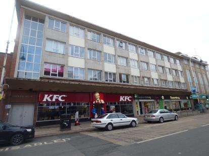 2 Bedrooms Flat for sale in North House, Eastbank Street, Southport, Merseyside, PR8