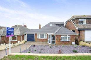 4 Bedrooms Bungalow for sale in Rodmell Avenue, Saltdean, East Sussex, .