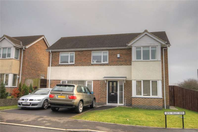 4 Bedrooms Detached House for sale in Dene Valley View, Bishop Auckland, County Durham, DL14
