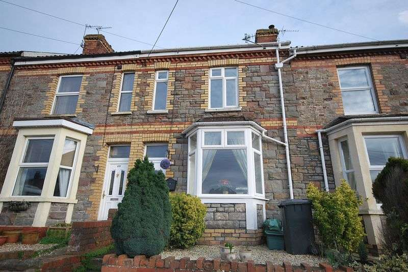 3 Bedrooms Terraced House for sale in Footshill Road, Bristol