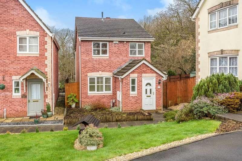 3 Bedrooms Detached House for sale in Derwen Fawr, Cilfrew, Neath
