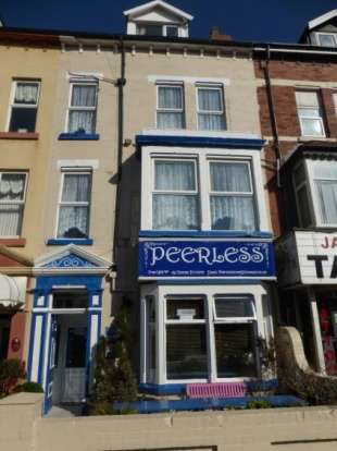 13 Bedrooms Hotel Gust House for sale in Dickson Road Central Blackpool