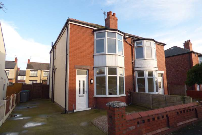 3 Bedrooms Semi Detached House for sale in Dunelt Road, Blackpool