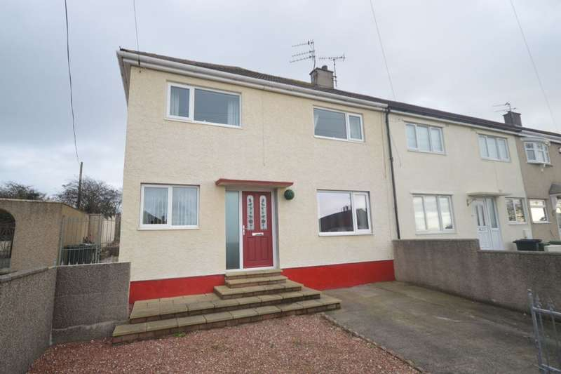 3 Bedrooms Property for sale in Cockfield Drive, Workington, CA14