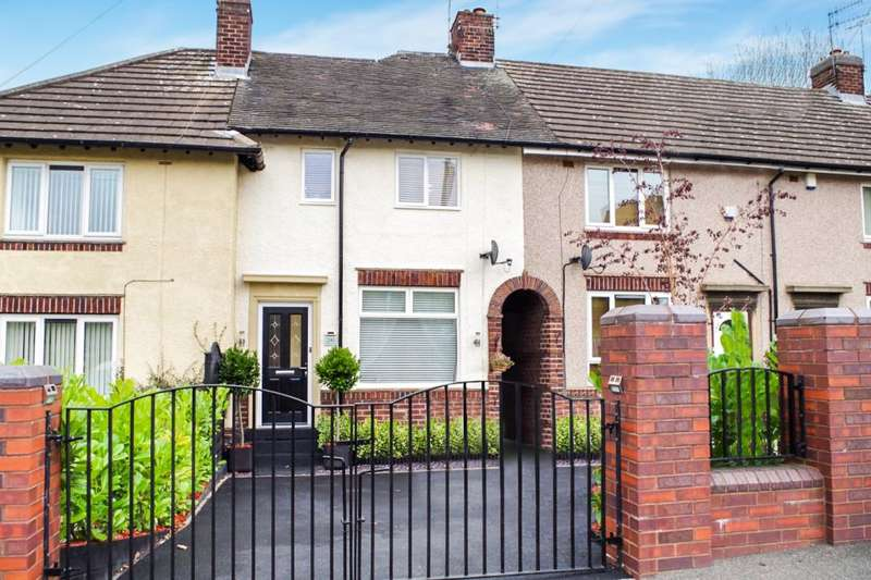 3 Bedrooms Terraced House for sale in Longley Avenue West, Sheffield, S58UL