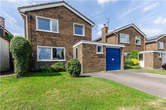 4 Bedrooms Detached House for sale in Illingworth Way, Foxton, Cambridge