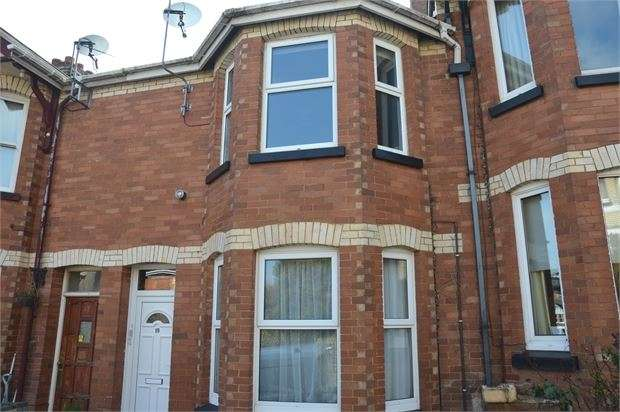 1 Bedroom Flat for sale in Chelston Road, Abbotsbury, Newton Abbot, Devon. TQ12 2NN