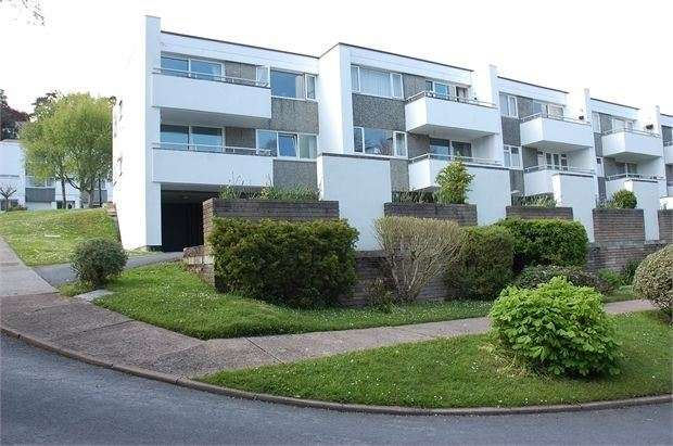 1 Bedroom Apartment Flat for sale in Newton Hall, Coach Road, Newton Abbot, Devon. TQ12 1ER