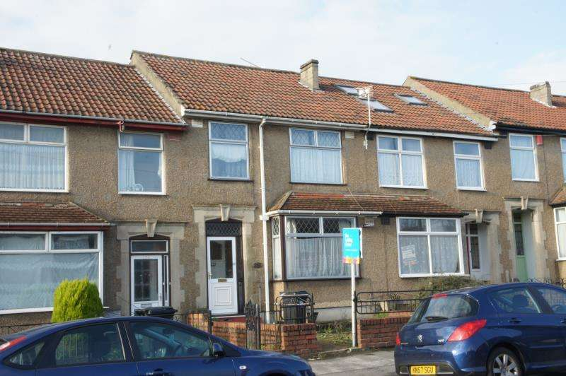 4 Bedrooms Terraced House for rent in Filton Avenue, Horfield, Bristol, BS7 0BA