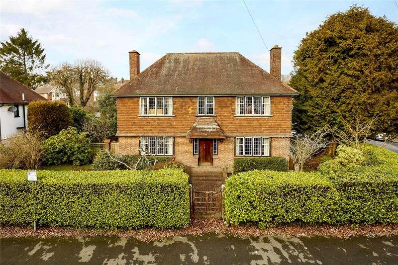 4 Bedrooms Detached House for sale in Madeira Park, Tunbridge Wells, Kent, TN2