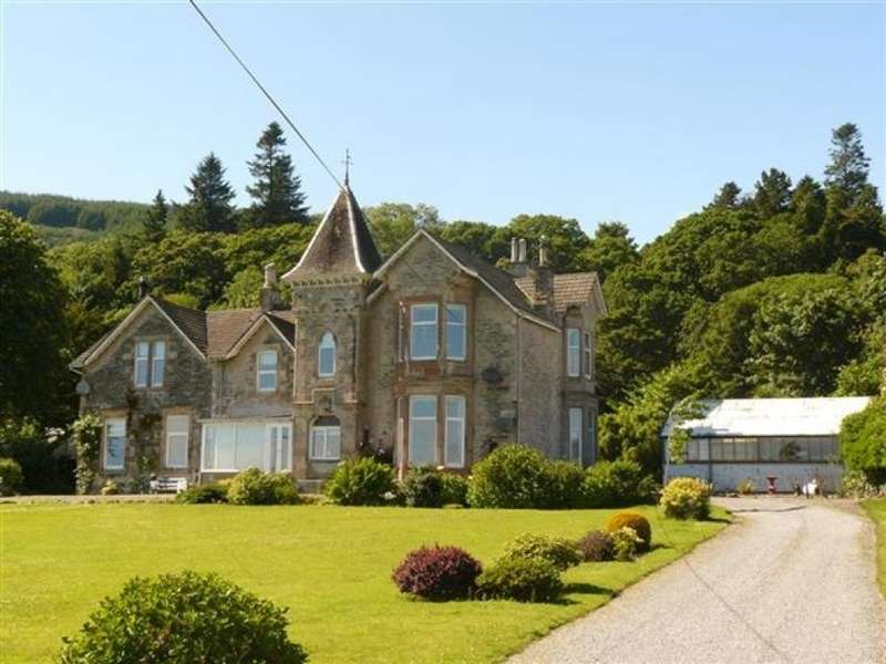 4 Bedrooms Apartment Flat for sale in Newton Linn 92b Shore Road, Innellan, PA23 7SP
