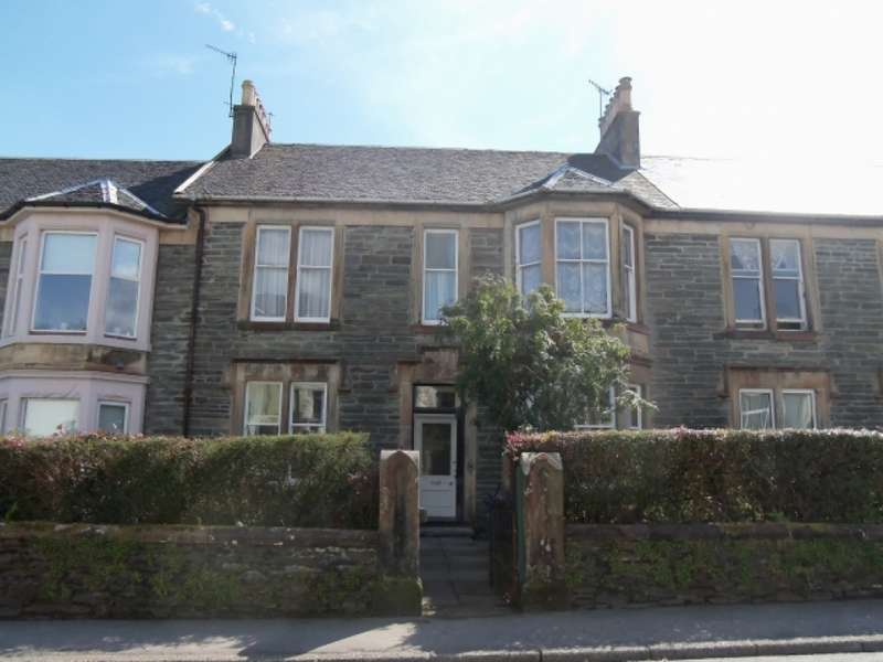 2 Bedrooms Flat for sale in 15 Mary Street, Dunoon, PA23 7ED