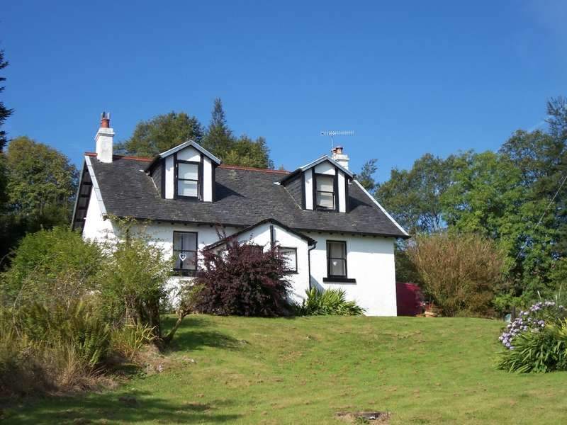 3 Bedrooms Detached House for sale in Hafton House Tighnabruaich, Tighnabruaich, PA212BD