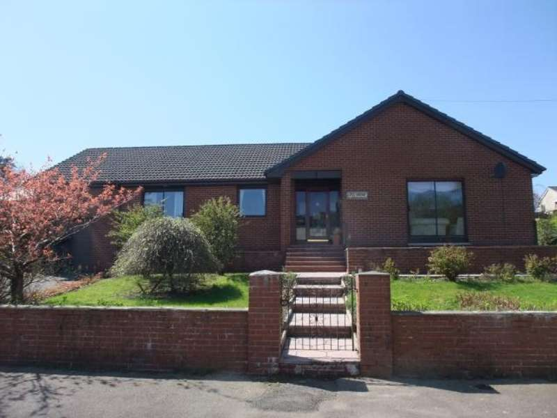3 Bedrooms Bungalow for sale in Tigh Dhomhnaill Cromlech Road, Sandbank, Dunoon, PA23 8QH