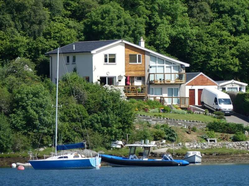 5 Bedrooms Detached House for sale in Ardtornish The Bay, Tayvallich, PA31 8PL
