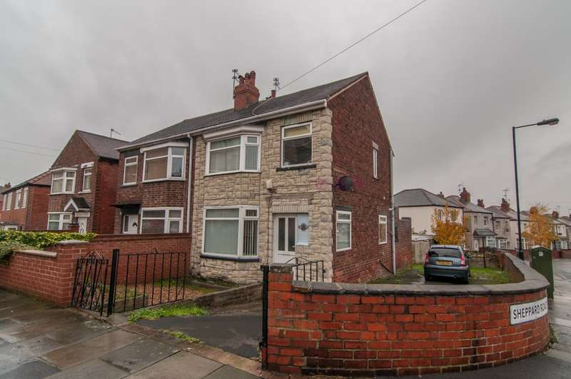 3 Bedrooms Semi Detached House for sale in Low Road, Balby