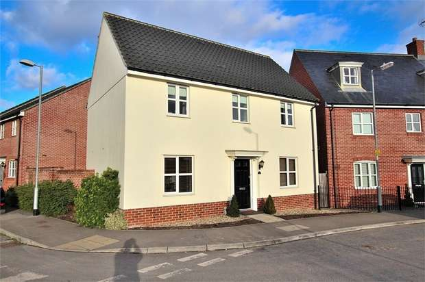 3 Bedrooms Detached House for sale in Flitch Green, Great Dunmow, Essex
