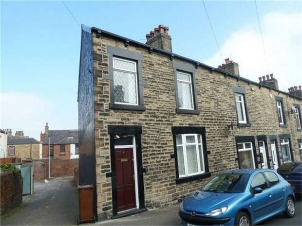 3 Bedrooms End Of Terrace House for sale in Charles Street, Barnsley, South Yorkshire