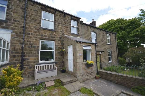4 Bedrooms Cottage House for sale in Cumberworth Lane, Lower Cumberworth, HUDDERSFIELD, West Yorkshire