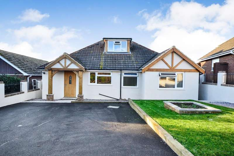 3 Bedrooms Detached Bungalow for sale in St Annes Close, Bexhill-On-Sea, TN40
