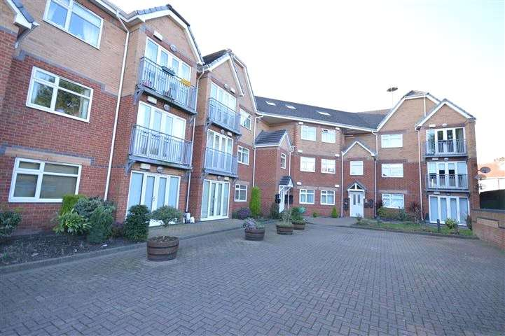 2 Bedrooms Apartment Flat for sale in Forbes House, Score Lane, Liverpool, L16