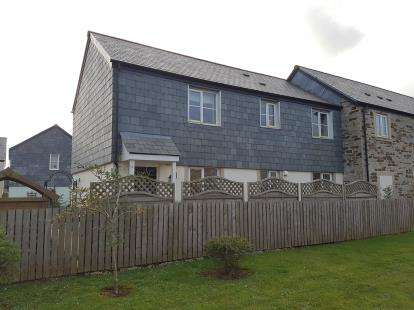 2 Bedrooms Flat for sale in Camelford, Cornwall