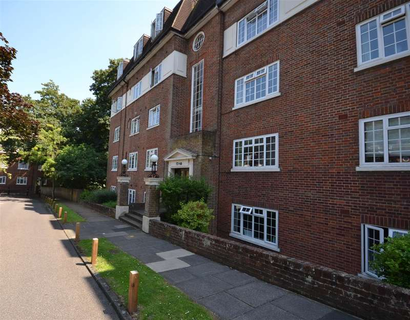 2 Bedrooms Apartment Flat for sale in Herga Court, Sudbury Hill, Harrow on the Hill